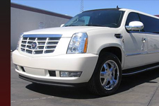 Escalade Limo by Jazzy Limos